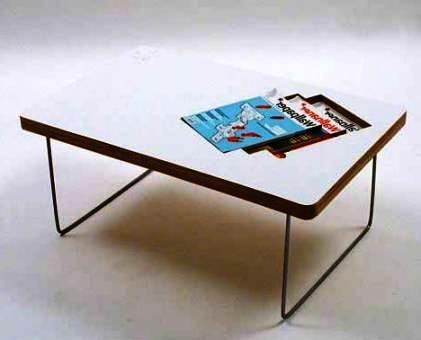 Изготовление креативных столиков