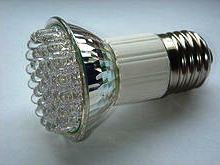 Светодиодные лампы: экономия денег