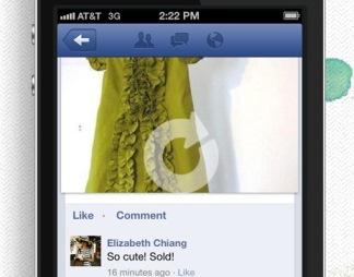 Покупки через комментарии в Facebook