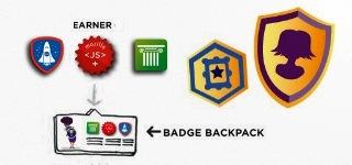 Цифровые значки от «Open Badges»