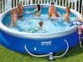 Бизнес на надувных бассейнах