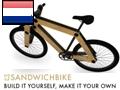 Деревянный велосипед  «Sandwichbike»