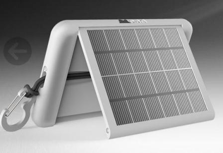 Новый планшет на солнечных батареях