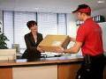 Бизнес и курьерская служба доставки