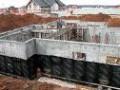 Строительство монолитно-кирпичных зданий