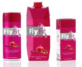 Уникальные напитки «FlyFit»