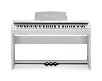 Уникальное пианино Casio privia px-7we
