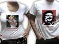 Использование печати на футболках