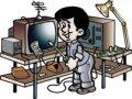 Идея заработка на телевизионной технике