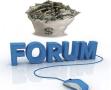 Бизнес идея для заработка на форумах